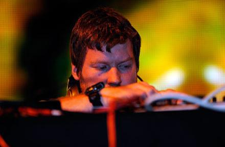 Aphex Twin fot. Charley Gallay /Getty Images/Flash Press Media