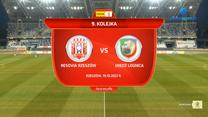 Apklan Resovia - Miedź Legnica 0-2 - SKRÓT. WIDEO (Polsat Sport)