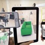 Aplikacja Ikei wykorzystująca AR trafiła do Polski