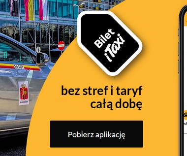 Aplikacja iTaxi 4.0 już dostępna, a wraz z nią Bilet iTaxi