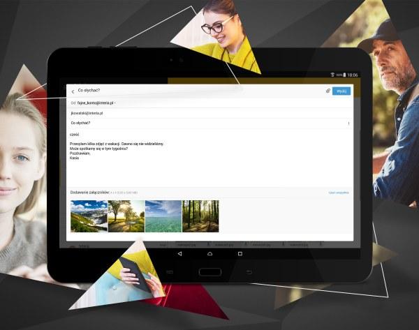 aplikacja pocztowa /INTERIA.PL