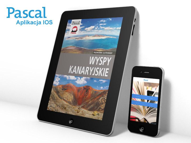 Aplikacja Wydawnictwa Pascal w App Store /materiały prasowe