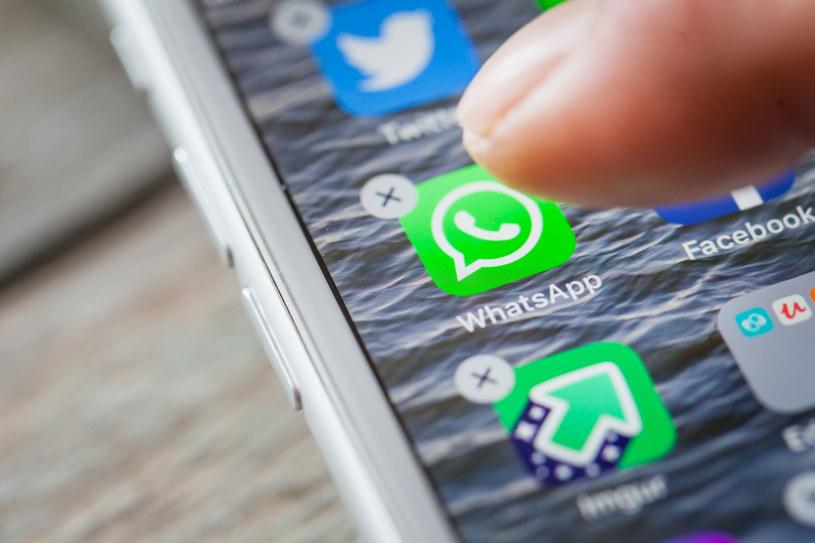 Aplikację WhatsApp w wersji na iOS czekają ciekawe modyfikacje /123RF/PICSEL