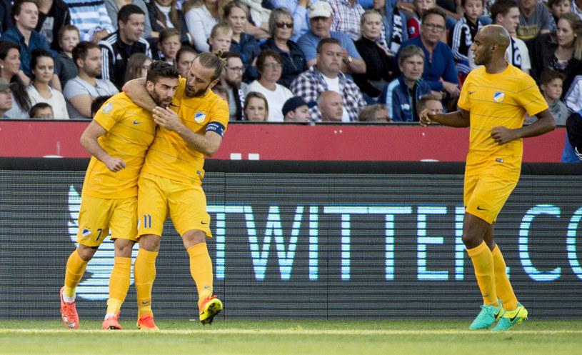 APOEL zagra w IV rundzie eliminacji Ligi Mistrzów /AFP