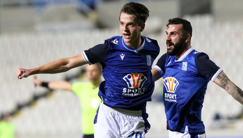 Apollon Limassol - Lech Poznań 0-5 w 3. rundzie eliminacji Ligi Europy