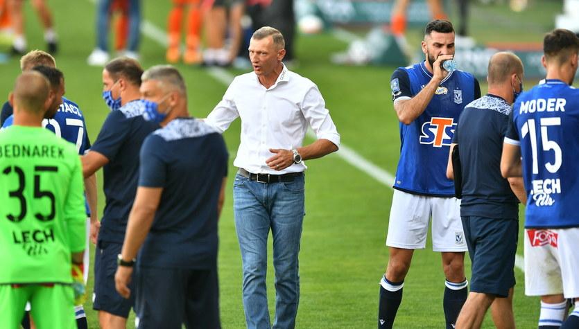 Apollon Limassol - Lech Poznań 0-5 w el. LE. Relacja na żywo