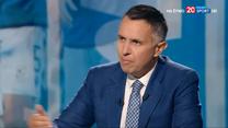 Apollon Limassol - Lech Poznań. Roman Kołtoń: Spotkanie na Cyprze przejdzie do historii polskiego futbolu. Wideo