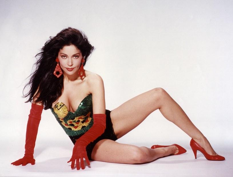 Apollonia Kotero w 1985 roku /Harry Langdon /Getty Images
