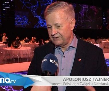 Apoloniusz Tajner dla Interii: Nie będziemy się mieszać, czy Justyna Kowalczyk ma zostać w kadrze. Wideo