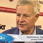 Apoloniusz Tajner wybrany na prezesa Polskiego Związku Narciarskiego