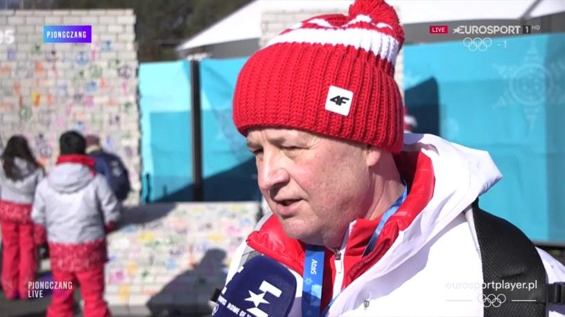 Apoloniusz Tajner /Eurosport