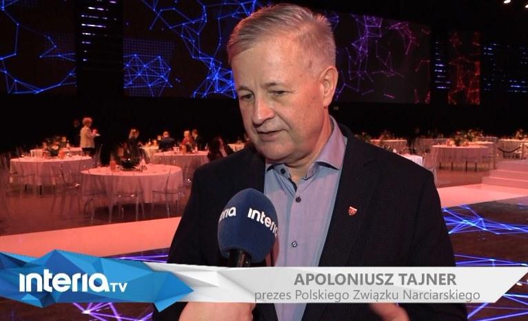 Apoloniusz Tajner /INTERIA.PL