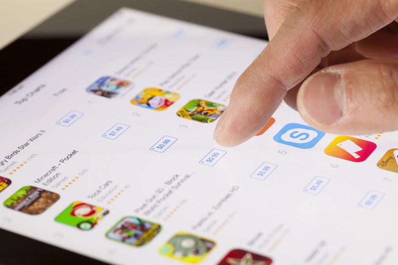 App Store jest czyszczone na bieżąco /123RF/PICSEL