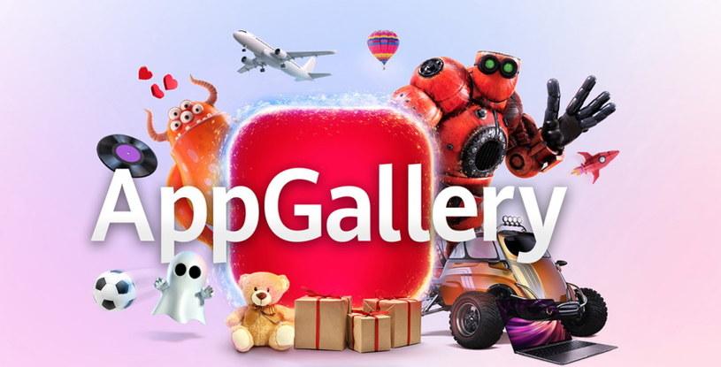 AppGallery oferuje dostęp do ponad 34 tysięcy aplikacji dostępnych w Polsce /materiały promocyjne