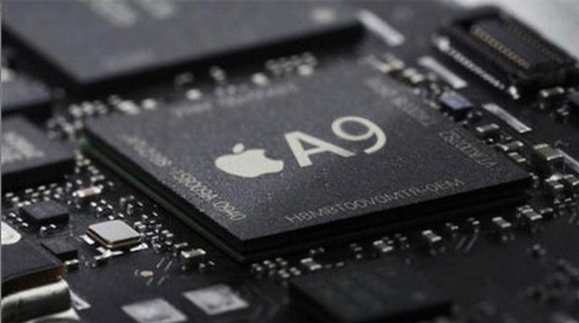 Apple A9 /materiały prasowe