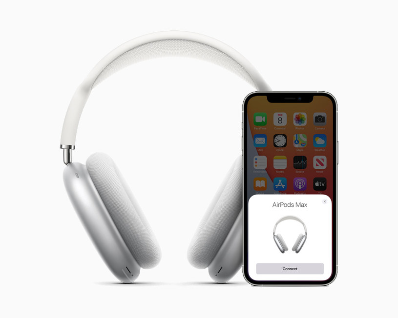 Apple AirPods Max /materiały prasowe