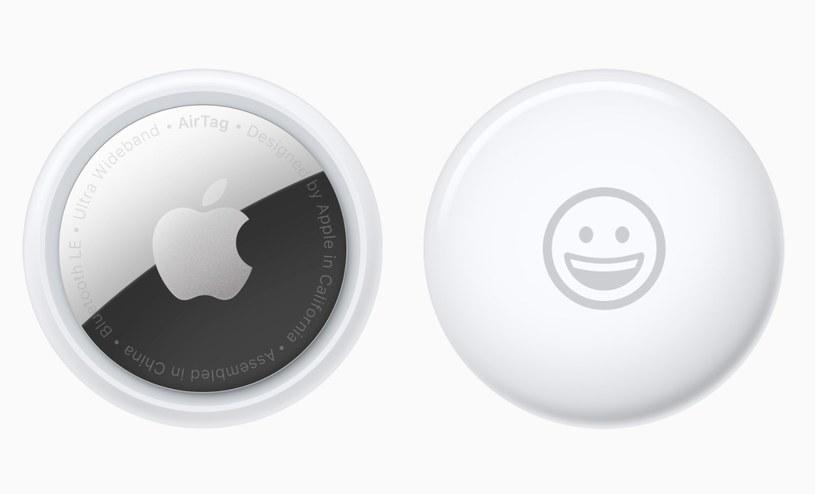 Apple AirTags /materiały prasowe