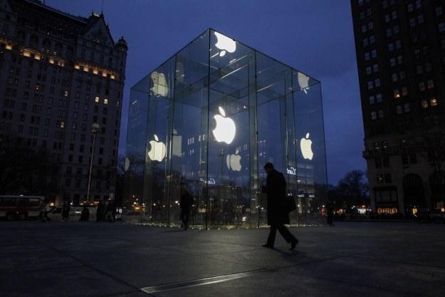 Apple będzie miał powód do świętowania /AFP