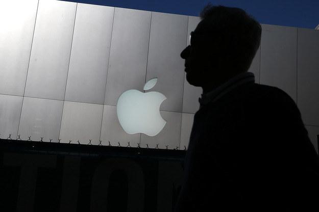 Apple czuwa i żąda zamknięcia domeny ap.pl /AFP