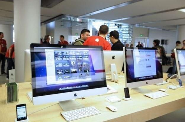 Apple - firma, która wyciąga branżę komputerową z dołka? /AFP