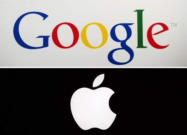 Apple i Google na czele stawki /AFP