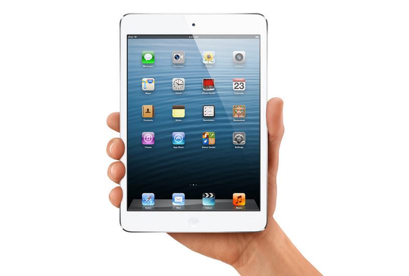 Apple iPad mini pobije kolejne rekordy sprzedaży? /materiały prasowe