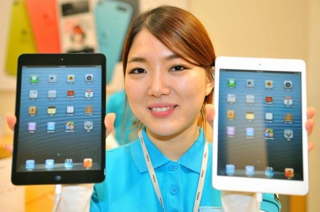 Apple iPad mini to jeden z najlepszych tabletów w swoim segmencie. Sprzęt otrzymaliśmy do testów dzięki uprzejmości firmy Vobis /AFP