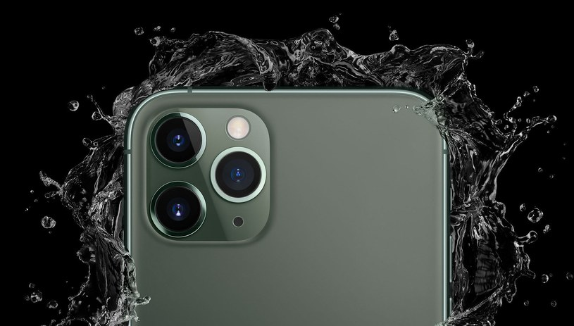 Apple iPhone 11 Pro Max /materiały prasowe