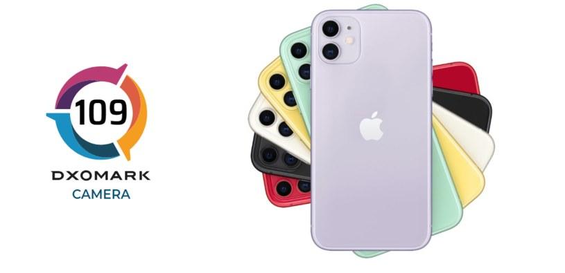 Apple iPhone 11 w DxOMark /materiały prasowe