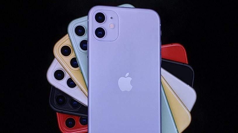 Apple iPhone 11 /materiały prasowe