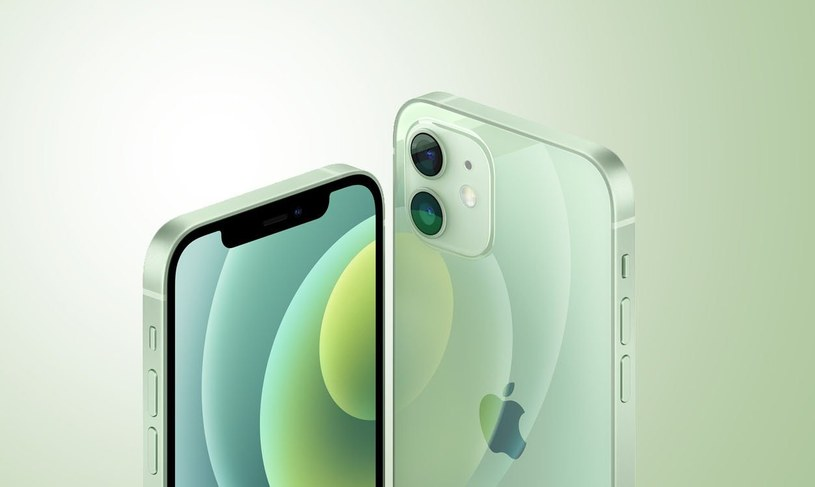 Apple iPhone 12 Mini /materiały prasowe