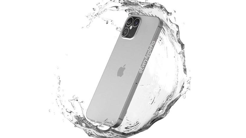 Apple iPhone 12 - render / fot. 9to5Mac /materiał zewnętrzny