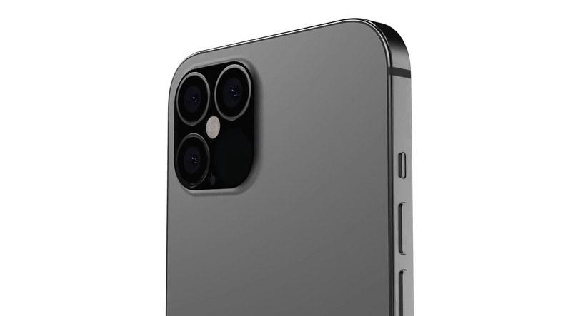 Apple iPhone 12 render / fot. OnLeaks /materiał zewnętrzny