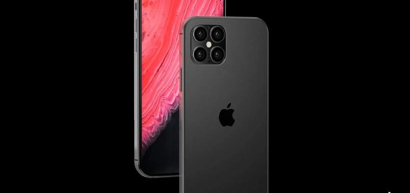 Apple iPhone 12 render / fot. PhoneArena /materiał zewnętrzny