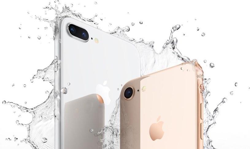 Apple iPhone 8 był smartfonem najchętniej wybieranym przez użytkowników /materiały prasowe