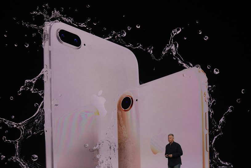Apple iPhone 8 i iPhone 8 Plus /AFP