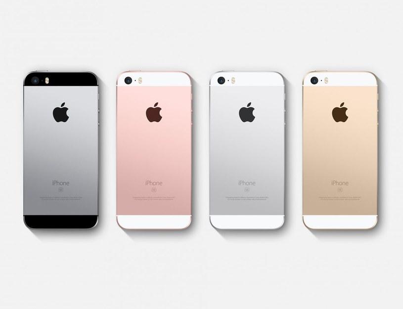 Apple iPhone SE nie doczeka się iOS 15 /materiały prasowe