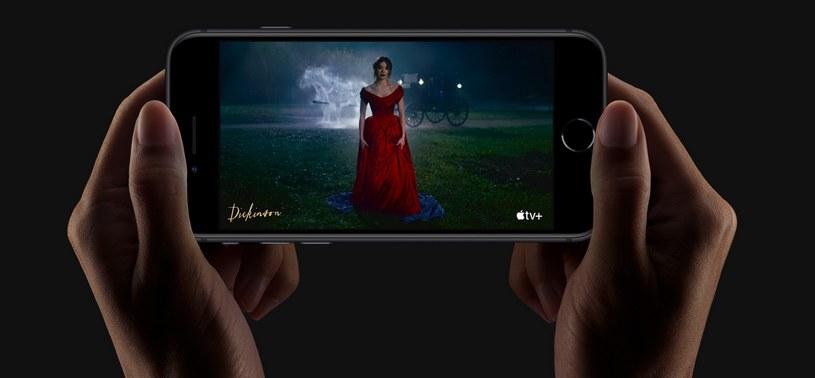 Apple iPhone SE /materiały prasowe