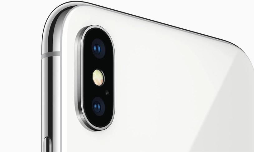 Apple iPhone X /materiały prasowe