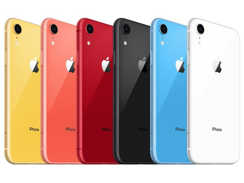 Apple iPhone XR /materiały prasowe