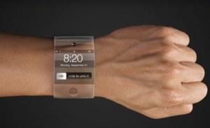 Apple iWatch z elastycznym ekranem LG?