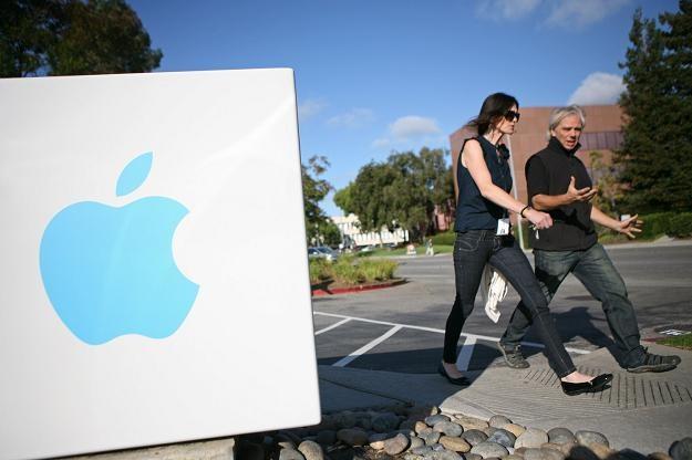 Apple ma siedzibę w Cupertino w Kalifornii /AFP
