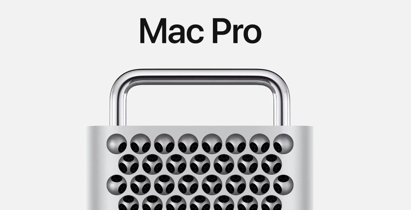 Apple Mac Pro /materiały prasowe