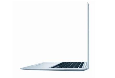 Apple MacBook Air - świetny design to największy atut tego laptopa /CafePC.pl