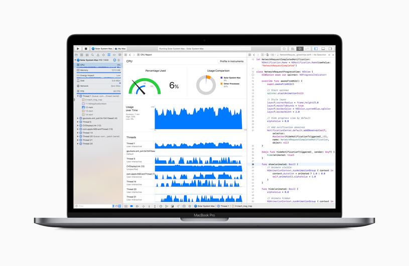 Apple MacBook Pro 2018 /materiały prasowe