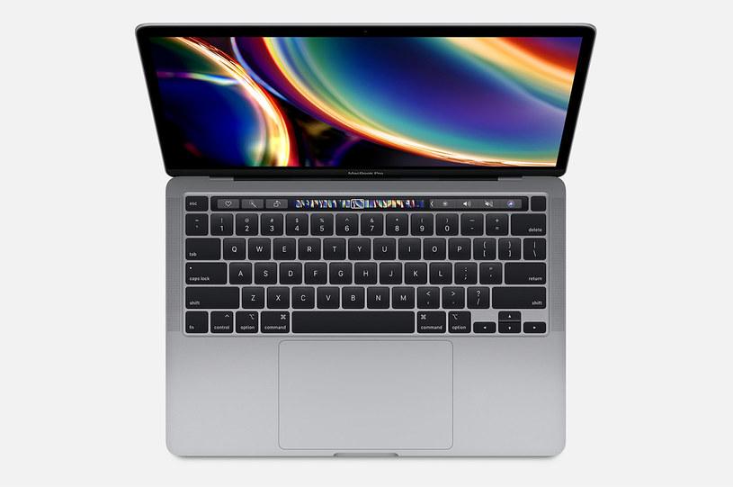 Apple MacBook Pro (2020) /materiały prasowe