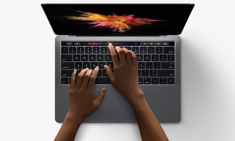 Apple MacBook Pro /materiały prasowe