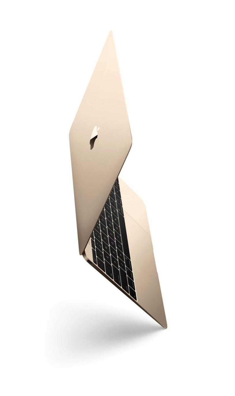 Apple MacBook /materiały prasowe