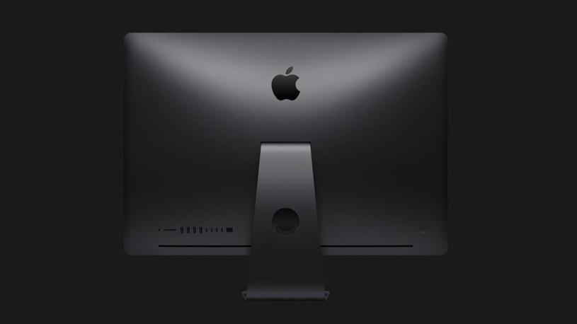 Apple może przygotowywać nowe komputery iMac /materiały prasowe