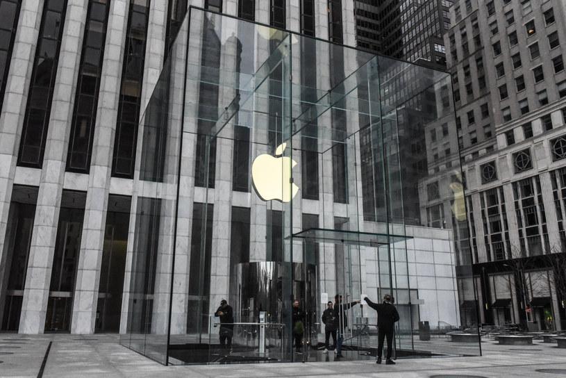 Apple może stracić mnóstwo pieniędzy /AFP